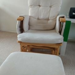 Maternity Rocking Chair Zeth Crimson Twin 1 2 Sleeper With Pedestal In Cambridge Cambridgeshire