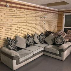 Corner Sofas Glasgow Gumtree Pintuck Sofa Delivery Available In Anniesland