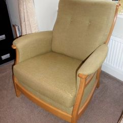 Ercol Chair Design Numbers Spica For Sale Solid Ash Gina Armchair Number 1080 In Bridgwater