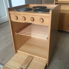 Solid Wood Toy Kitchen Sink Farmhouse Play In Leyton London Gumtree