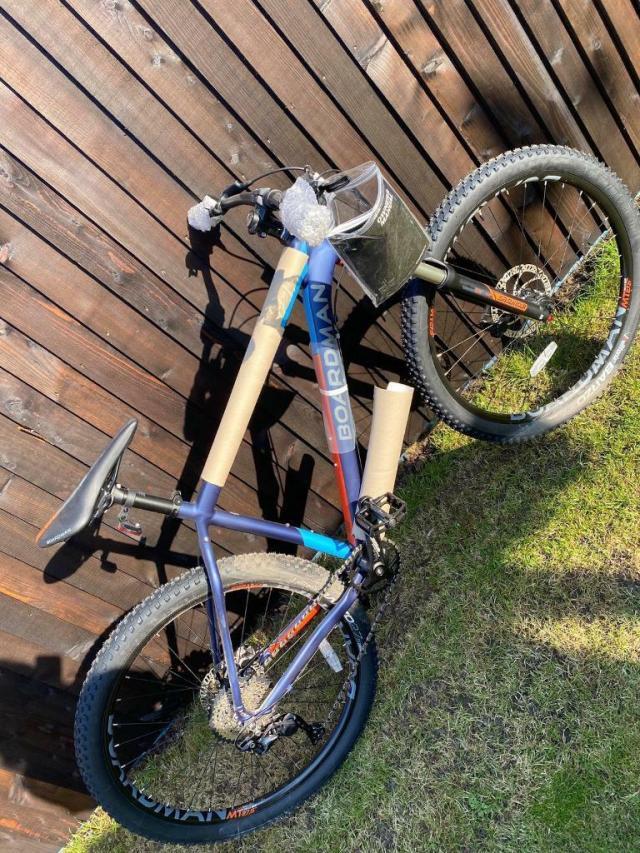 Boardman mountain bike   in Caerleon, Newport   Gumtree
