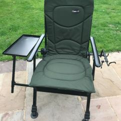 Fishing Chair With Arms Wicker Dining Chairs Nz Prologic Table In Weybridge Surrey