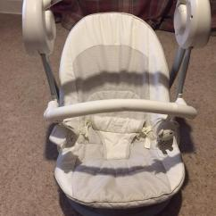 Swing Chair Mamas And Papas Covers Wedding Cost Slumber In Poringland Norfolk Gumtree