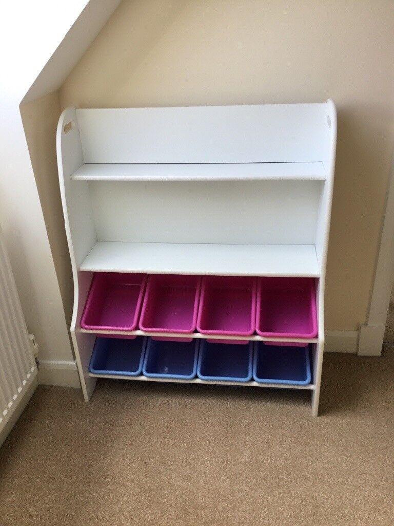 Children S Bookcase Toy Storage In Newton Mearns Glasgow Gumtree