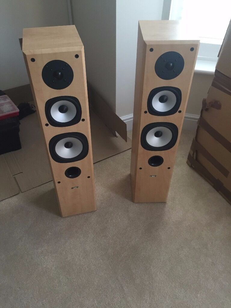 Acoustic Energy Aegis Evo 3 Floorstanding Speakers  Light