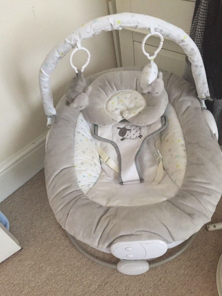 baby chair that vibrates wearever backpack bouncer in thaxted essex gumtree alexandra
