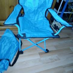Child Camping Chair Aeron Manual With A Bag In Murton County Durham Gumtree