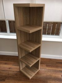 Next Corsica range corner shelf unit | in Ashington ...
