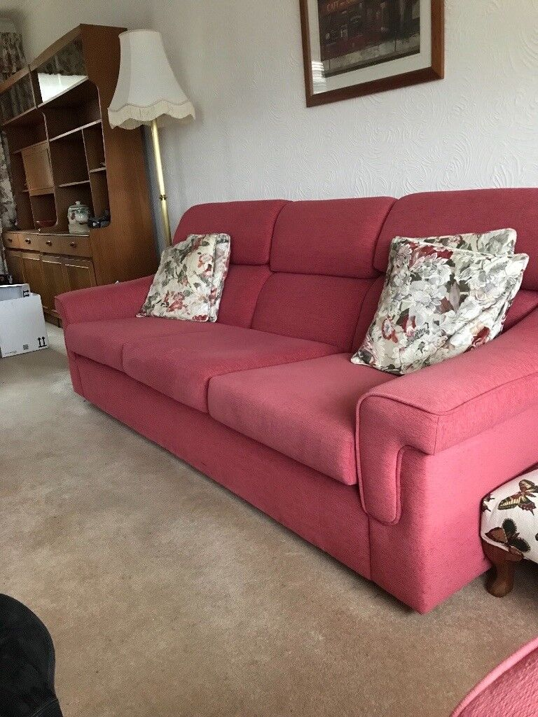 free sofa uplift glasgow curved back table and 2 armchairs to in southside gumtree
