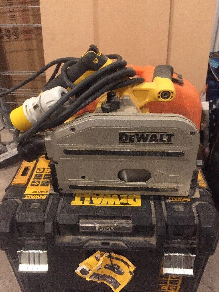 Dewalt Dws520kt Plunge Saw