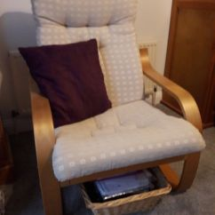 Bedroom Chair Gumtree Ferndown Ruched Covers Comfy Sturton Tappers Not Ikea Cost 250 Vgc In