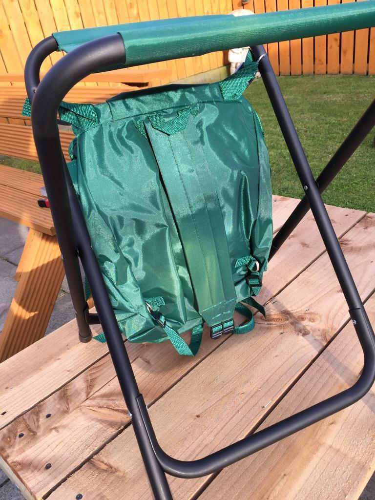 fishing chair rucksack swivel lounge chairs and backpack in portadown county armagh
