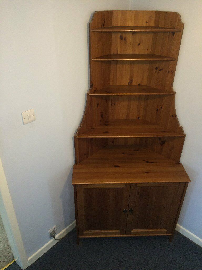 Ikea Corner Shelving Unit In Cheadle Hulme Manchester