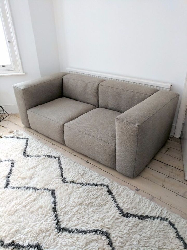 hay mags sofa review. Black Bedroom Furniture Sets. Home Design Ideas
