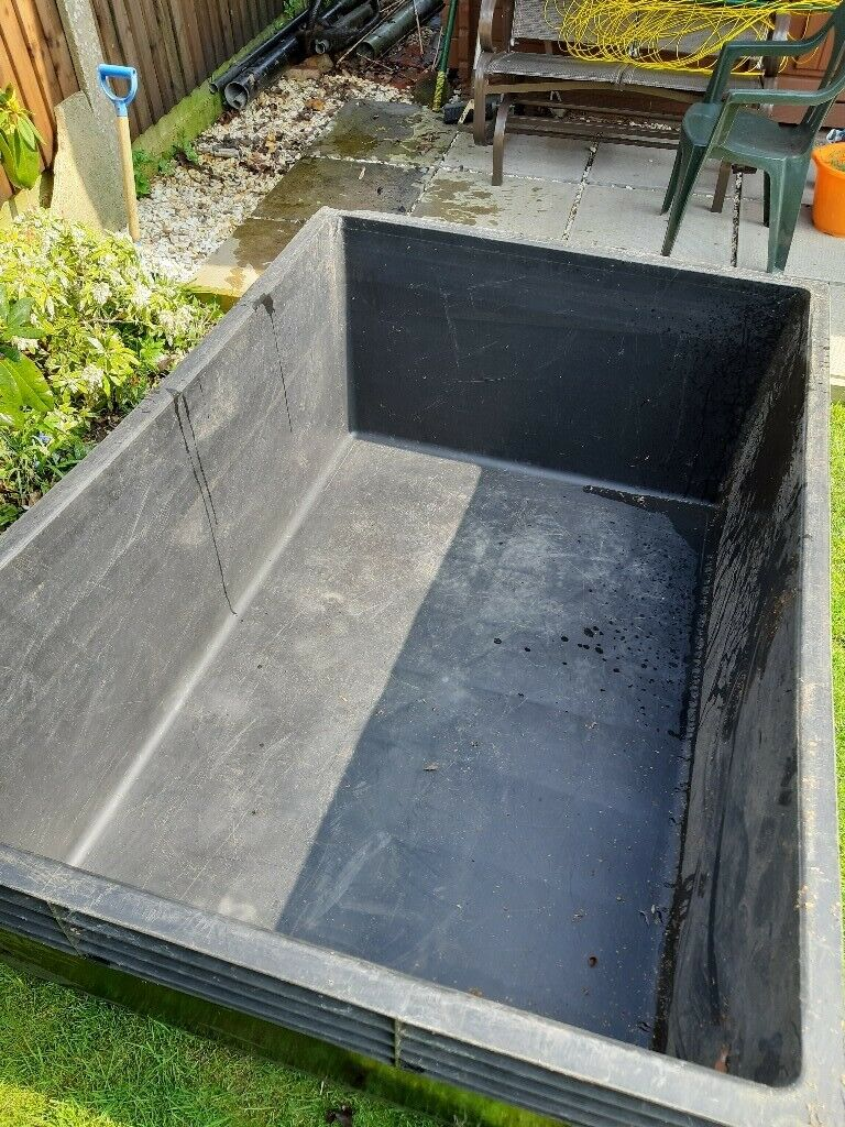 Amazon.com : 100 Gallon Flexible Folding Koi Fish Tank