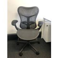 Revolving Chair Second Hand Wayfair Dining Chairs Used Office For Sale In London Gumtree Herman Miller Mirra 2 Task X8