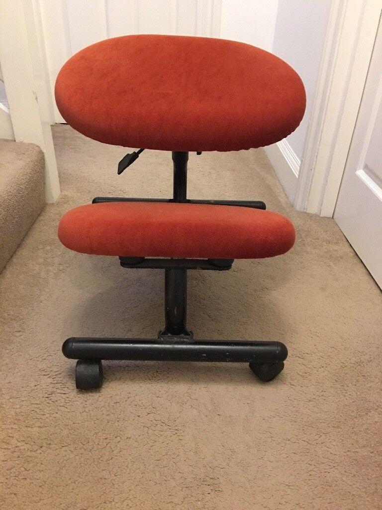 hag posture chair lightweight aluminum chairs swedish stool in southampton hampshire gumtree