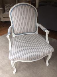 French Louis Style Chair | in Belper, Derbyshire | Gumtree