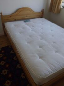Clean Double Mattress For Easy To Move