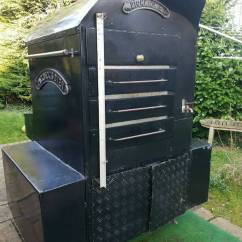 Folding Chair With Wheels On Mobile Catering Trailer. Pickwick Baked Potato. Jacket Potato Oven | In Diss, Norfolk ...