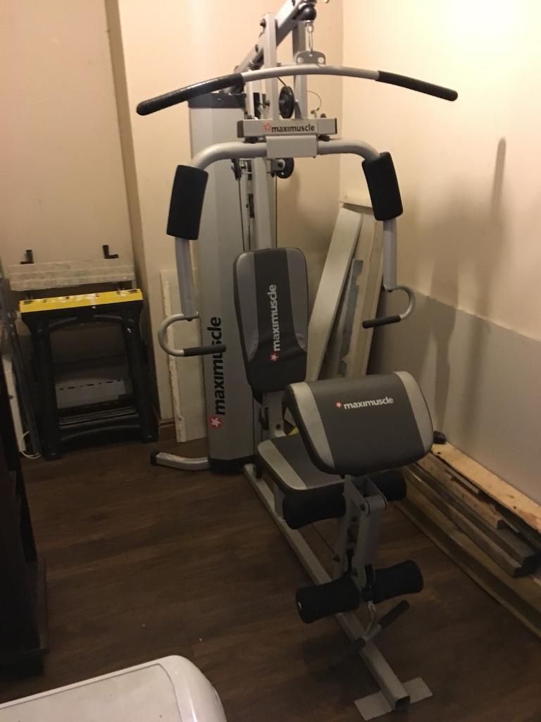 Maximuscle multi gym workout chart kayaworkout