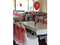 chair cover hire inverclyde heated pad in scotland other wedding services gumtree covers and sashes for