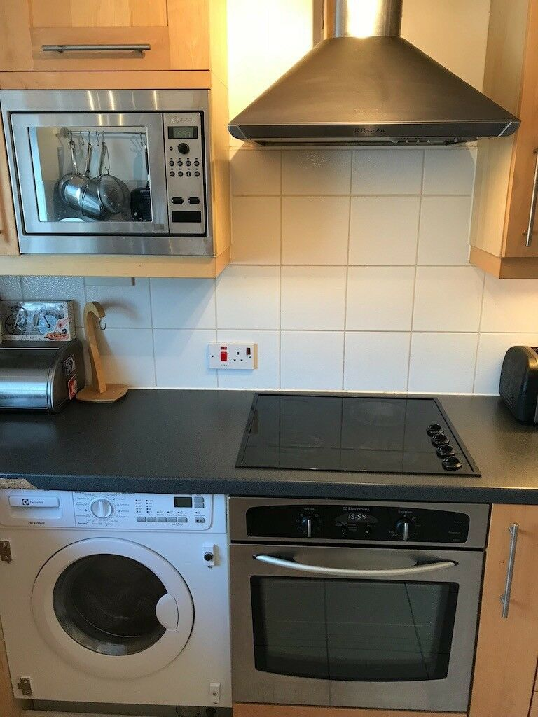 full kitchen set commercial cleaning for sale oven microwave hob extraction hood