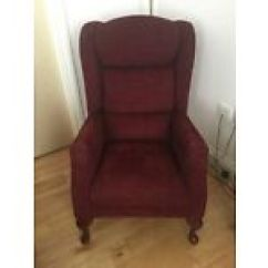 Hsl Chair Accessories Armless Dining Room Covers Chairs Stools Other Seating For Sale Gumtree Carlton Petite Mahogany Leg In Boucle Claret Originally Purchased 679 Quality