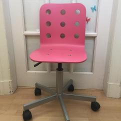 Ikea Jules Chair Desk Discount Children S In Pink Murrayfield Edinburgh Gumtree
