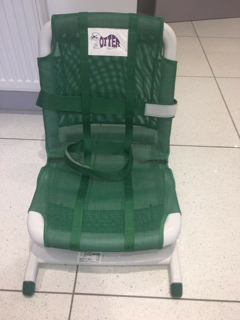otter bath chair carp with accessories special needs seat in stratford upon avon warwickshire