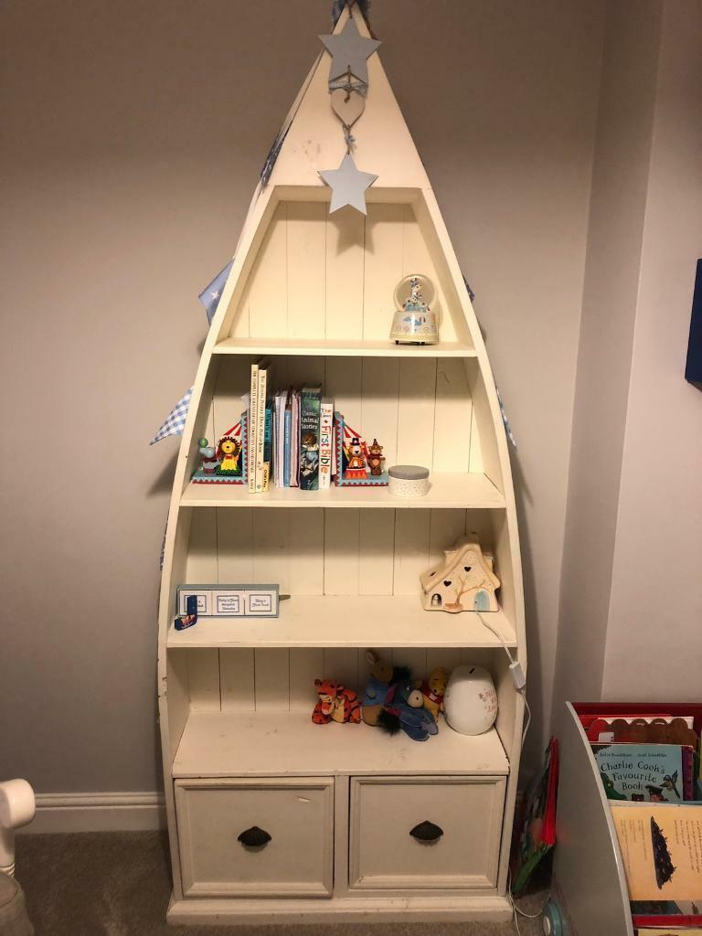 Handmade Boat Bookcase Made From Reclaimed Wood In Hitchin Hertfordshire Gumtree