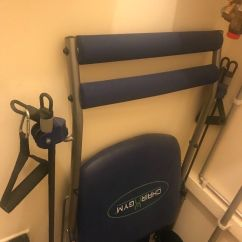 Multi Gym Chair Affordable Rocking In Keynsham Bristol Gumtree Jess