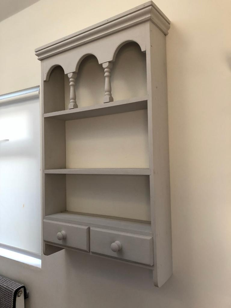 kitchen shelf unit hope cabinets painted farrow ball light grey in brighton east