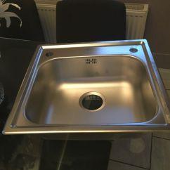 New Kitchen Sink Floor For Stainless Steel Brand In Gartcosh Glasgow