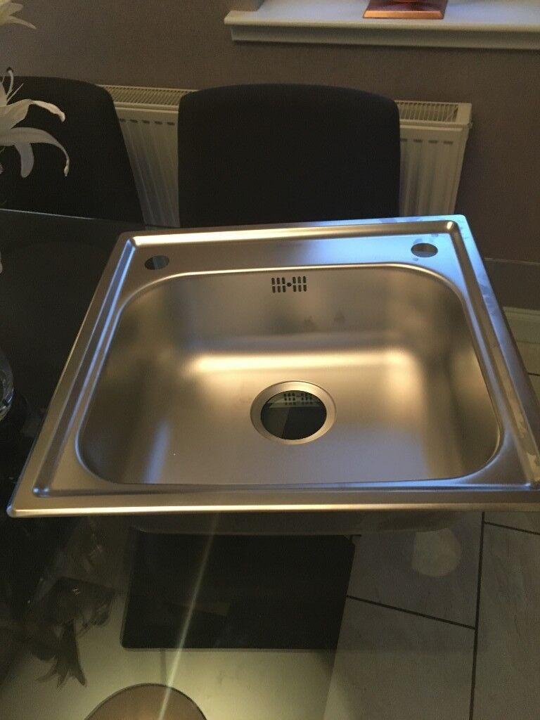 new kitchen sink outdoor kitchens ideas stainless steel brand in gartcosh glasgow