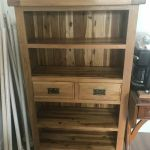 Creations Tuscany Solid Oak Low Wide Bookcase In Lisburn County Antrim Gumtree