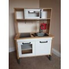 Play Kitchen Ikea Unfinished Base Cabinets Toys For Sale Gumtree