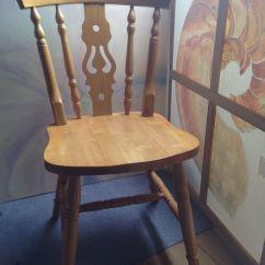 Bedroom Chair Gumtree Ferndown Covers Ikea 4 Fiddleback Chairs In Dorset