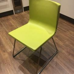 Ikea Kitchen Chair Design Programs 3 X Bernhard Chairs Lime Green In Southside