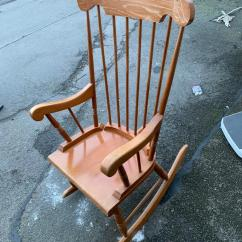 Newport Rocking Chair Red Counter Height Chairs Pine Free Delivery Is Available In