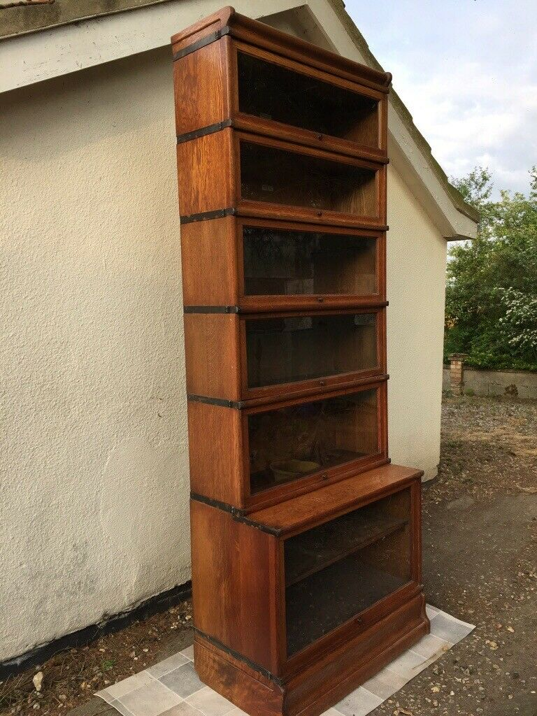 Globe Wernicke Barristers Stacking Bookcase In Norwich Norfolk Gumtree