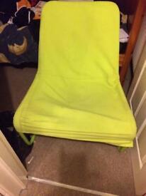 bedroom chair gumtree ferndown lounge chairs indoor black covers in dorset green