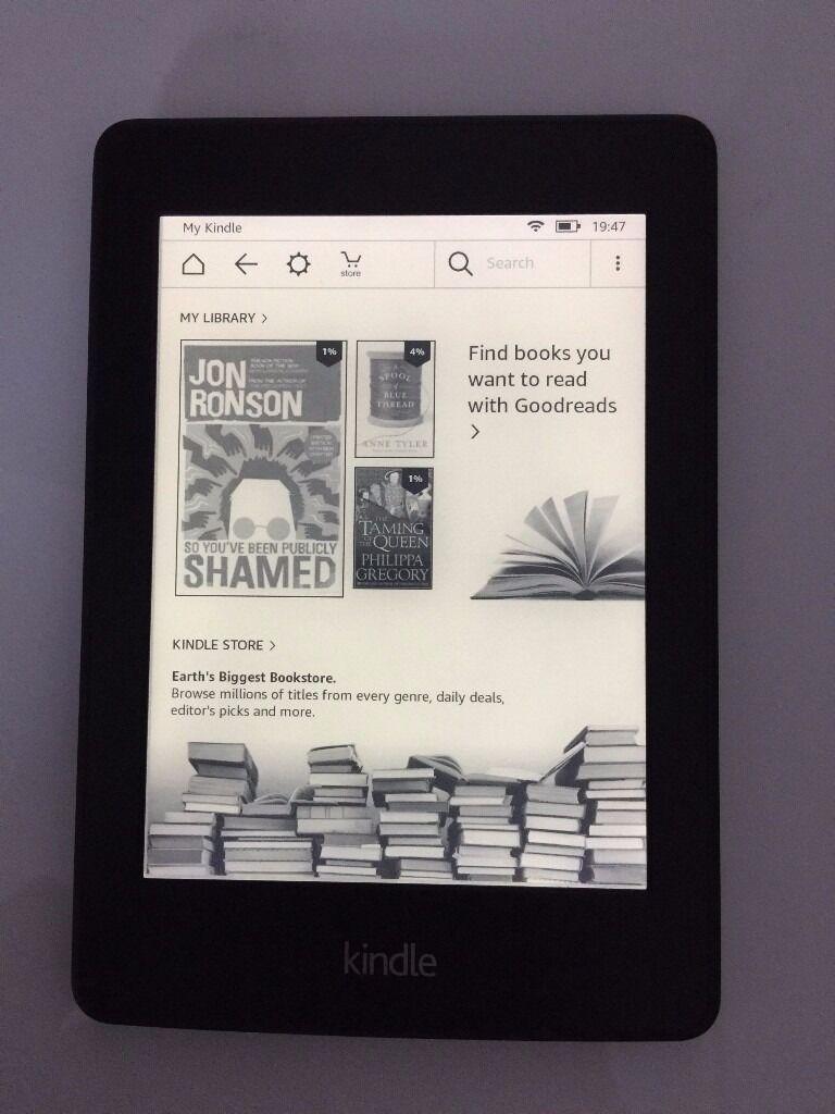 Kindle Paperwhite Generations - Idee per la decorazione di interni