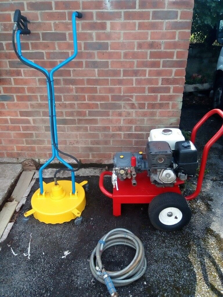 Whirl Away Pressure Washer