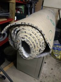 Cloud 9 11 mm thick carpet underlay | in Hendon, London ...