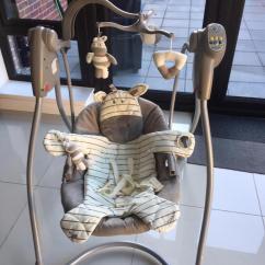 Graco Swing Chair Zebra Danube Lovin Hug Baby Seat In Newtownabbey County