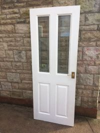 Free Glass interior door handles and hinges