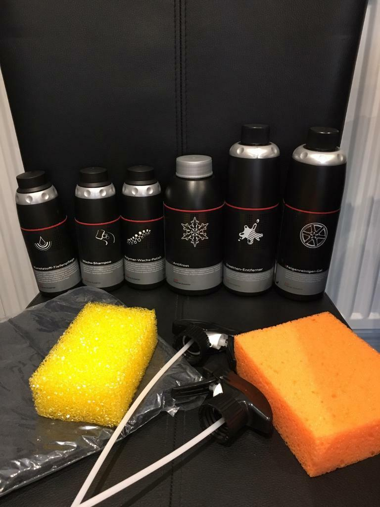 chair covers on amazon nice desk chairs brand new audi car cleaning kit | in norwich, norfolk gumtree