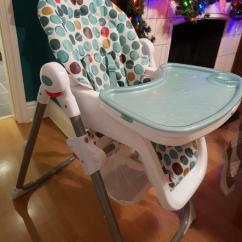 Padded High Chair Reclining Outdoor With Ottoman In Stoke On Trent Staffordshire Gumtree