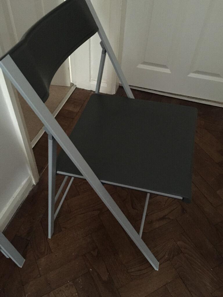 folding chair lulu hot pink spandex covers habitat chairs x2 in darlington county durham gumtree